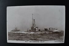 More details for postcard ww2 hm naval submarine oxley unposted real photo rp sunk in 1939