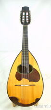 Japan Suzuki M30 bowlback solid Spruce top maple Mandolin,hard case, OJMN92