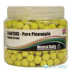 Mistral Baits Surface Floaters Rubbery Biscuit Carp Fishing Pellet Pineapple