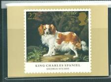 Elizabeth II (1952-Now) Dogs Great Britain PHQ Cards