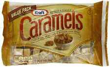 Kraft Caramels Bag, 13 Ounce (45 pieces) $7.89 ($0.60 once) FREE SHIPPING