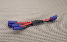 EC5 HIGH CURRENT 12AWG PARALLEL LIPO BATTERY ADAPTER