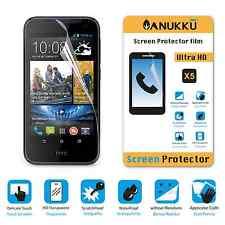 3x PELLICOLA per HTC Desire 310 FRONTE + PANNO PROTETTIVA DISPLAY