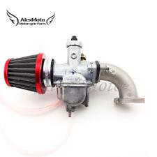 Mikuni 26mm Carburetor Air Filter Intake Pipe For 125cc 140cc CRF50 KLX TTR SSR