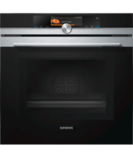 SIEMENS HN678G4S6 Backofen iQ700 Mikrowelle Home Connect Touchdisplay Pyrolyse