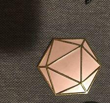 rose gold odesza pin