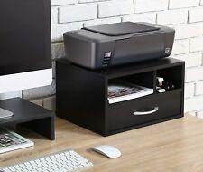 Desktop Holder Office Supplies File Paper Holder Office Shelves Printer Stand