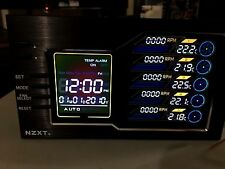 NZXT SEN-001LX Sentry LX Aluminum dual bay fan controller