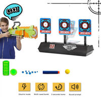 Electronic Digital Target Toy For Nerf Guns N-Strike Elite/Mega/Rival Series E