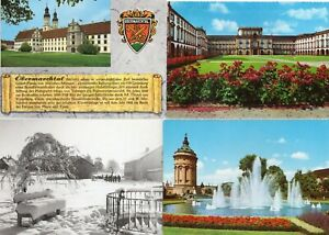 Baden-Württemberg - Ansichtskarten - AK - Postkarten - Sammlung - Konvolut (869)
