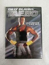 NEW ~ ULTIMATE TAEBO by BILLY BLANKS Fitness Training Sports SEALED DVD NEW DC18