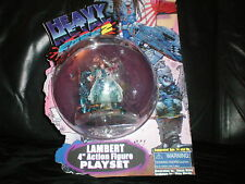Heavy FAKK 2 : Lambert-B Action Figure Playset Kaiyodo 1999