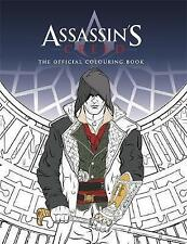 Assassin's Creed Colouring Book: The official colouring book. (Colouring Books),