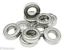 "10 Ceramic Bearing SR144ZZ ABEC-5 Stainless Steel Shielded 1/8""x1/4""x7/64"" 1051"