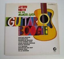 "Arthur SMITH & his Cracker-Jacks ""Guitar boogie"" Vinyl"