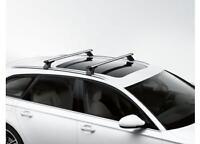 Genuine Audi A6 4G Avant Roof Bars - 2011>