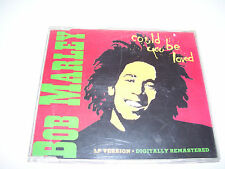 BOB MARLEY - COULD YOU BE LOVED LP VERSION * 2 track CD MAXI GERMANY 1999 *