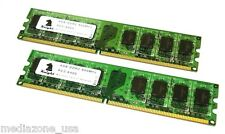 KNIGHT 8GB KIT DDR2 800 MHZ PC 6400 2X4GB LONGDIMM DESKTOP MEMORY