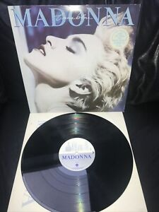 Madonna - True Blue - A Vinyl Album From 1986 On Sire Records
