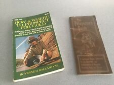 2 /1980 / 81 Gold Prospectors Mining Guide BOOKS LAYMANN'S POCKET REFERENCE