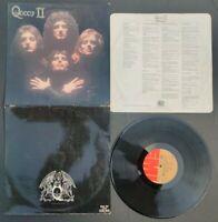 "QUEEN II EMI EMA 767 VINYL 12"" LP RECORD GATEFOLD ALBUM PLAY TESTED UK 1974"