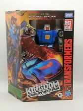 TRACKS Transformers Generations War for Cybertron Kingdom Deluxe WFC-K2 New!