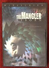 The Mangler Reborn [Region 1] - DVD