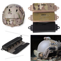 Nylon Helmet Rail Counter Weight Bag Pouch Accessories For OPS/FAST/BJ/PJ/MH