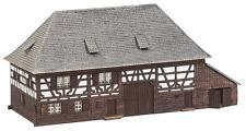 N - Faller 222359 Bauernhaus Kürnbach Lasercut Bausatz NEU