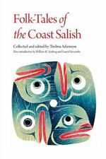 Folk-Tales of the Coast Salish (Paperback or Softback)