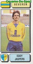 063 EDDY JASPERS BELGIQUE SK.BEVEREN STICKER FOOTBALL 1983 PANINI