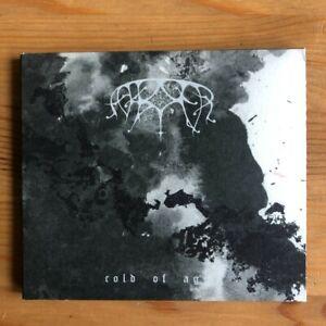 ASH BORER - Cold of Ages CD 2012 - Black Metal - Like New