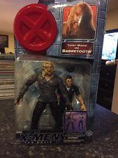 Marvel X-MEN Sabretooth Tyler Mane Action Figure 2000 ToyBiz NEW! Free Shipping