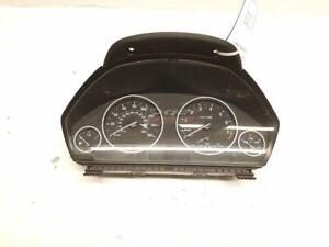 BMW F30 320i 328i Speedometer Instrument Cluster Gauge Mph 9232894