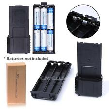 6AA Battery Extended Box Case for Baofeng F8 F9 UV5R Two-Way Radio Walkie Talkie