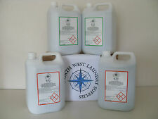 4 X 5 LT BLACK DISINFECTANT FLUID VERY STRONG DILUTES 33:1 STRONG FORMULA WOW