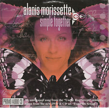 Alanis Morissette CD Simple together (Promo CD audio)
