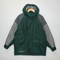 Vintage Nautica Competition Down Insulated Jacket Youth Size Large 16-18