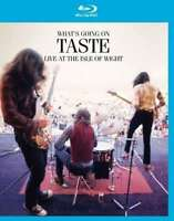 Qué ' S Going On: Live At The Isle Of Wight 1970: Taste Nuevo Blu-Ray