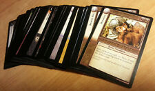 LOTR TCG Lord of the Rings BLACK RIDER Common Set - 60 Trading Cards