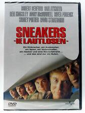 Sneakers - Die Lautlosen - Robert Redford, Dan Akroyd, Ben Kingsley, S. Poitier