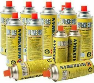 28x BUTANE GAS BOTTLES CANISTERS FOR PORTABLES STOVES COOKERS GRILL HEATERS WEED
