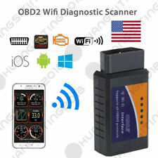 ELM327 WiFi OBD2 II Car Diagnostic Scanner Scan Tool For PC Phone Android USA SG