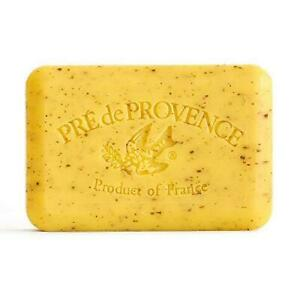 Pre' De Provence Artisanal French Soap Bar Enriched With 250 Gram, Lemongrass