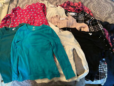 Girls Clothes Lot 14 Pieces Of Size 5/6. Euc Children's Place, Old Navy, Crazy 8