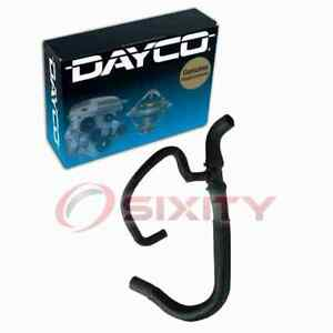 Dayco Upper Radiator Coolant Hose for 2007-2010 Ford Edge Belts Cooling iq