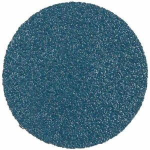 Abracs Quick Lock Sanding Discs Blue Zirconium 50mm 75mm 40g 60g 80g 120g Grit