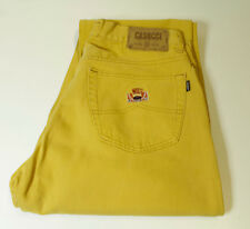 CASUCCI vintage yellow Jeans W36 (ITA 50)
