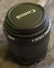 Canon EF II 80-200mm f/4.5-5.6 II Lens USED Clean No Scratches Great Condition