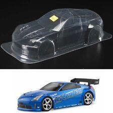 HPI Racing 17518 Nissan 350Z GReddy Twin Turbo Clear Body 200mm Sprint 2